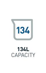 134L Capacity