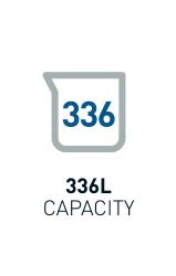 336L Capacity