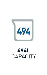 494L Capacity