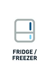 Fridge - Freezer